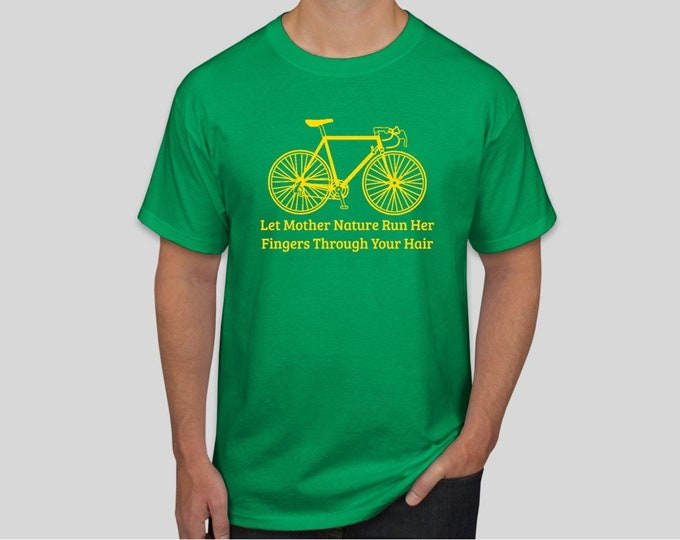 Bike T-Shirt, Bike Tshirt, Bike Tee, Bike Shirt, Cycling Shirt, Cycling T-Shirt, Cycling Tee, Cycling Tshirt, Bicycling, Bicycling Shirt