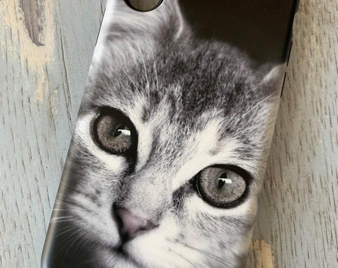 Kitten Phone Case, Cat Phone Case, Cat Lover Gift, Kitten Lover Gift, Gifts For Cat Owners, Kitten iPhone Case, Cat iPhone Case, Cat, Kitten