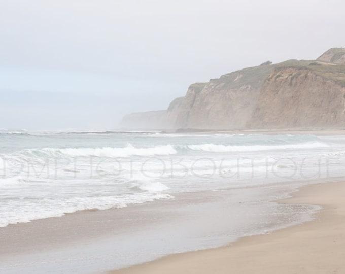 Beach Print, Beach Photo, Coastal Living Decor, California Wall Art, Beach Photography, Beach Pictures, Beach Art, California Coast, Big Sur