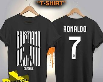ebf11099808 Juventus Cristiano Ronaldo CR7 T-shirt