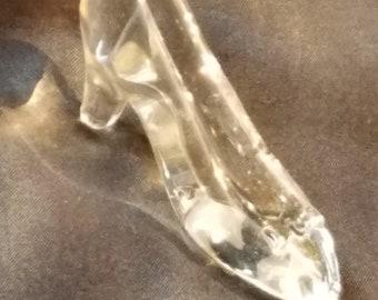 5673d6a184d Miniture Glass Shoe