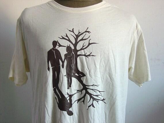 212c2f6bffe14f Shadows - FairWear Bamboo T-Shirt