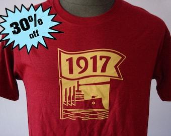 1917 - softly T-Shirt - Petrograd