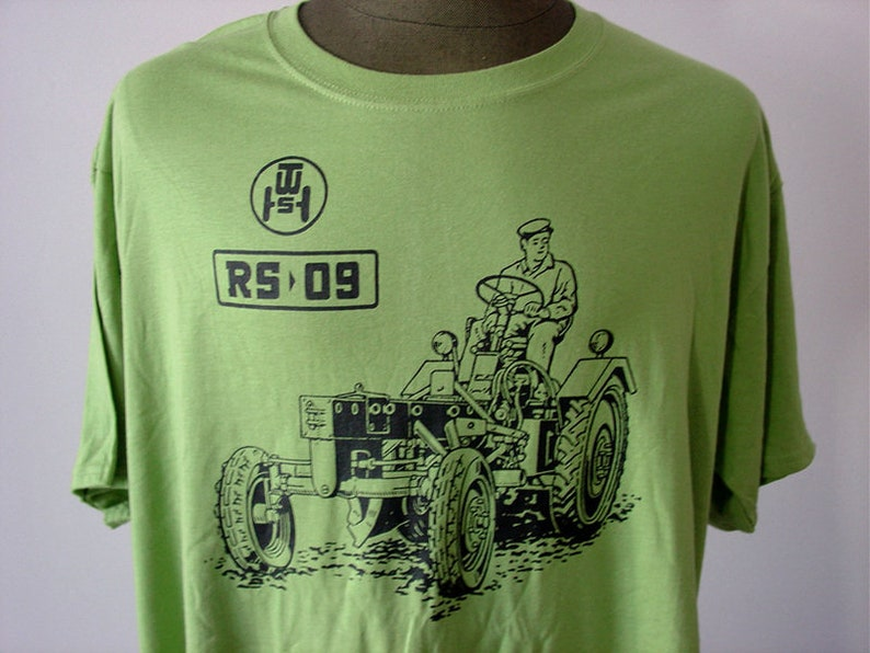 RS-09 Device Carrier  Screen Printed T-Shirt image 0