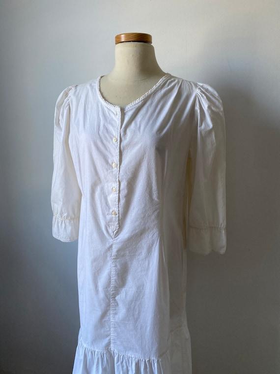 1980s Cottagecore Dress - image 6