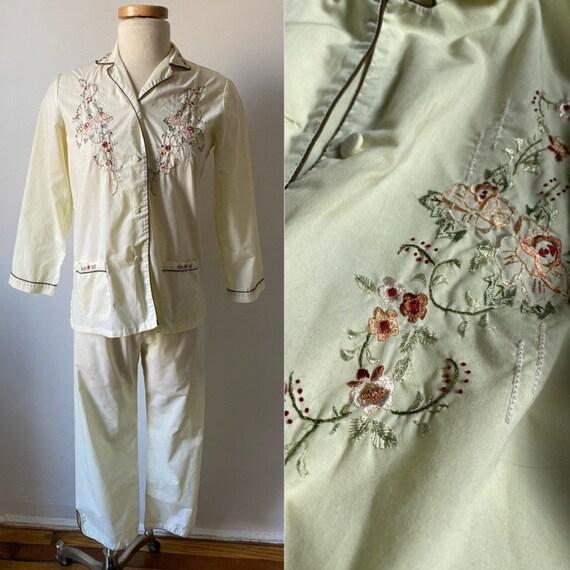 70s Pajama Set