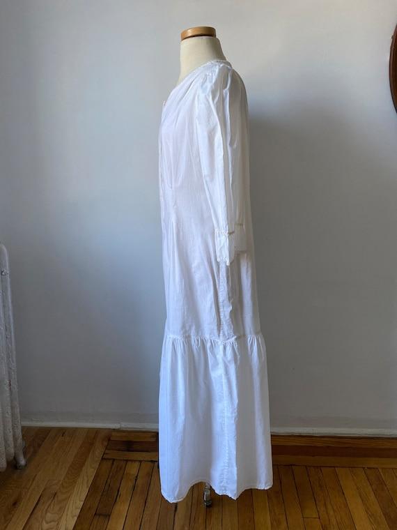 1980s Cottagecore Dress - image 4