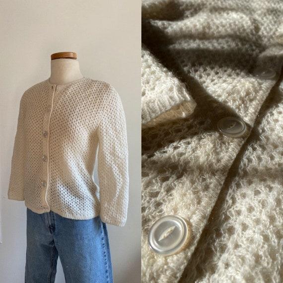 50s Knit Cardigan