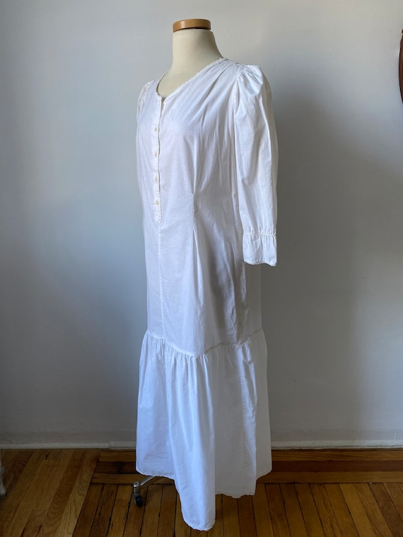 1980s Cottagecore Dress - image 3