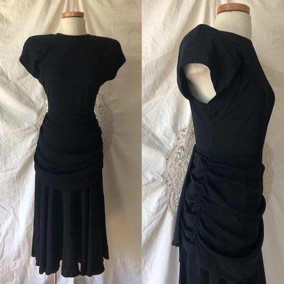 80s Nicole Miller Dress