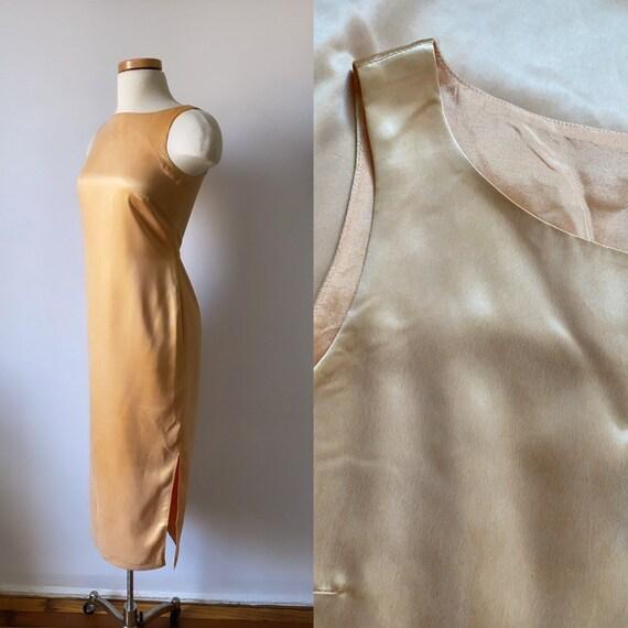 Sherbet minimalist dress