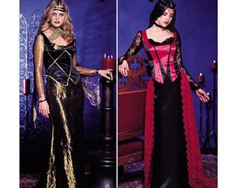 e34e3b0baf CORSET BLOUSE and SKIRT Costume Sewing Pattern
