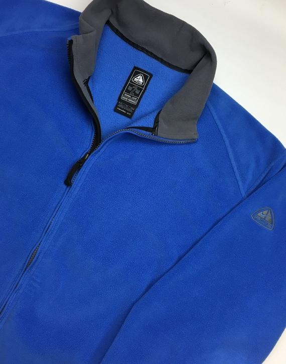 Vintage 1990's Nike ACG Thermal Layer Fleece Sweat