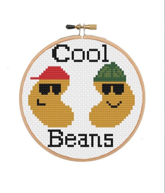 Cool Cool Cool Cross Stitch