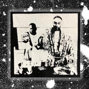 Gicl\u00e9e print MF Doom /& Ghostface Killah are DOOMSTARKS 2016