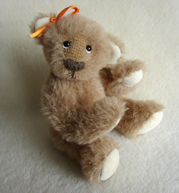 Mini Teddy Gelenke á 18 mm Scheiben für Minibären 50 St Fiber