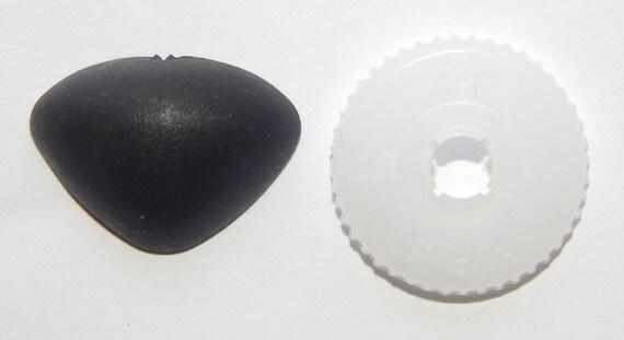 Amigurumi According to EN 71-3 Safety Eyes 3 Pair Green 10 mm plastic eyes