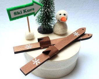Geldgeschenk Ski Etsy