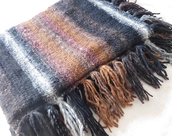 Beautiful, Small Pet Blanket - Infused with Reiki Energy - by Tommy's Legacy - Hand Knitted
