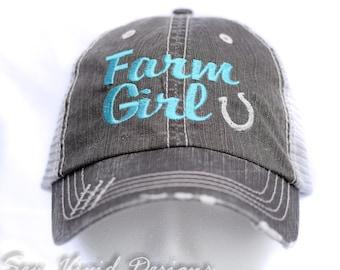 bb76c886f1c Custom farm hat