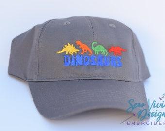 bbfbb77af451c Dinosaur Children s Baseball cap