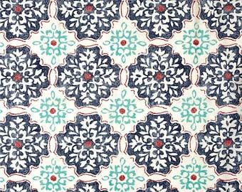 Nautical Upholstery Fabric Etsy