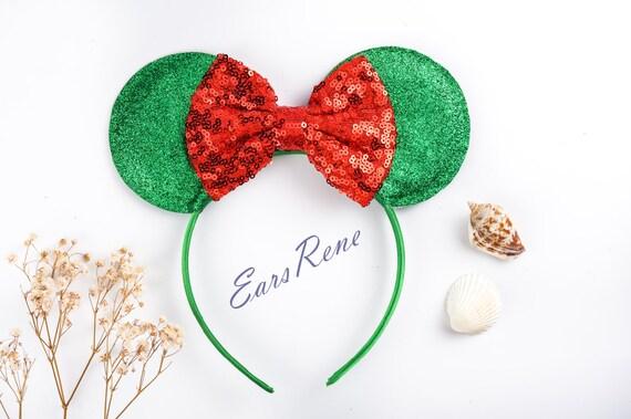 Vert Oreilles Mickey Oreilles De Mickey Disney Oreilles Oreilles