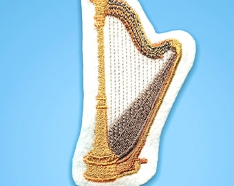 Harp (embroidery application)