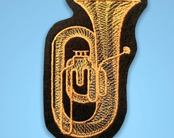 Tuba (embroidery application)