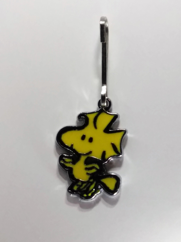 Charlie Brown SNOOPY Dog KEYCHAIN Jewelry WOODSTOCK the Bird NEW Peanuts