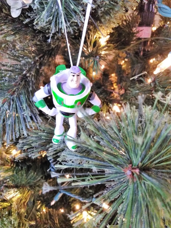 Toy Story Christmas Ornaments.Toy Story Buzz Lightyear Christmas Ornament