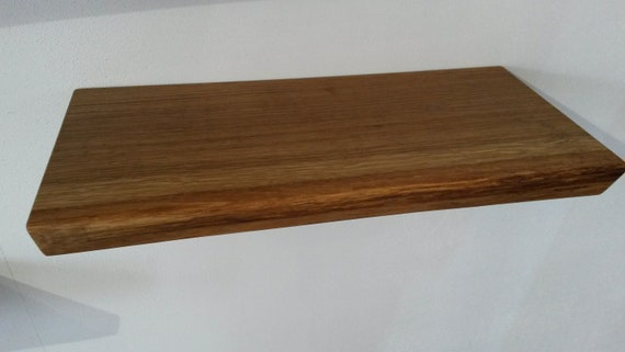 Regalbrett Wandboard Eiche Massiv 40x18x4cm Etsy