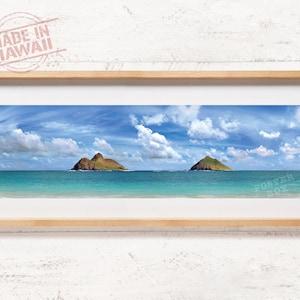 Beach Poster MOLOKAI SHORE HAWAII 3291 Photo Poster Print Art * All Sizes