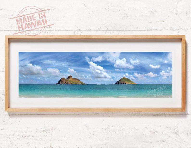 Tropical Beach And Ship Art Print Home Decor Wall Art Poster C