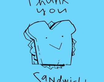 TShirt / Thank You Sandwich!