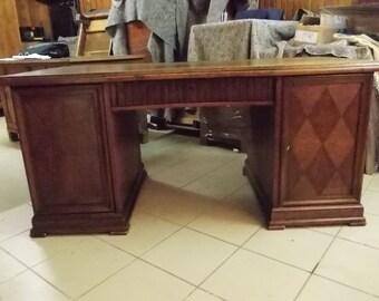 Schultisch antik  Schreibtisch antik | Etsy