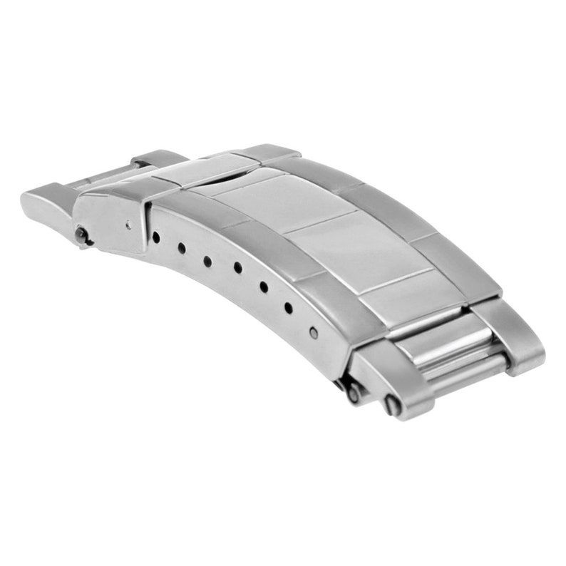 8f0d7f18662 Flip Lock Clasp Buckle For Rolex Submariner Oyster Watch Band   Etsy