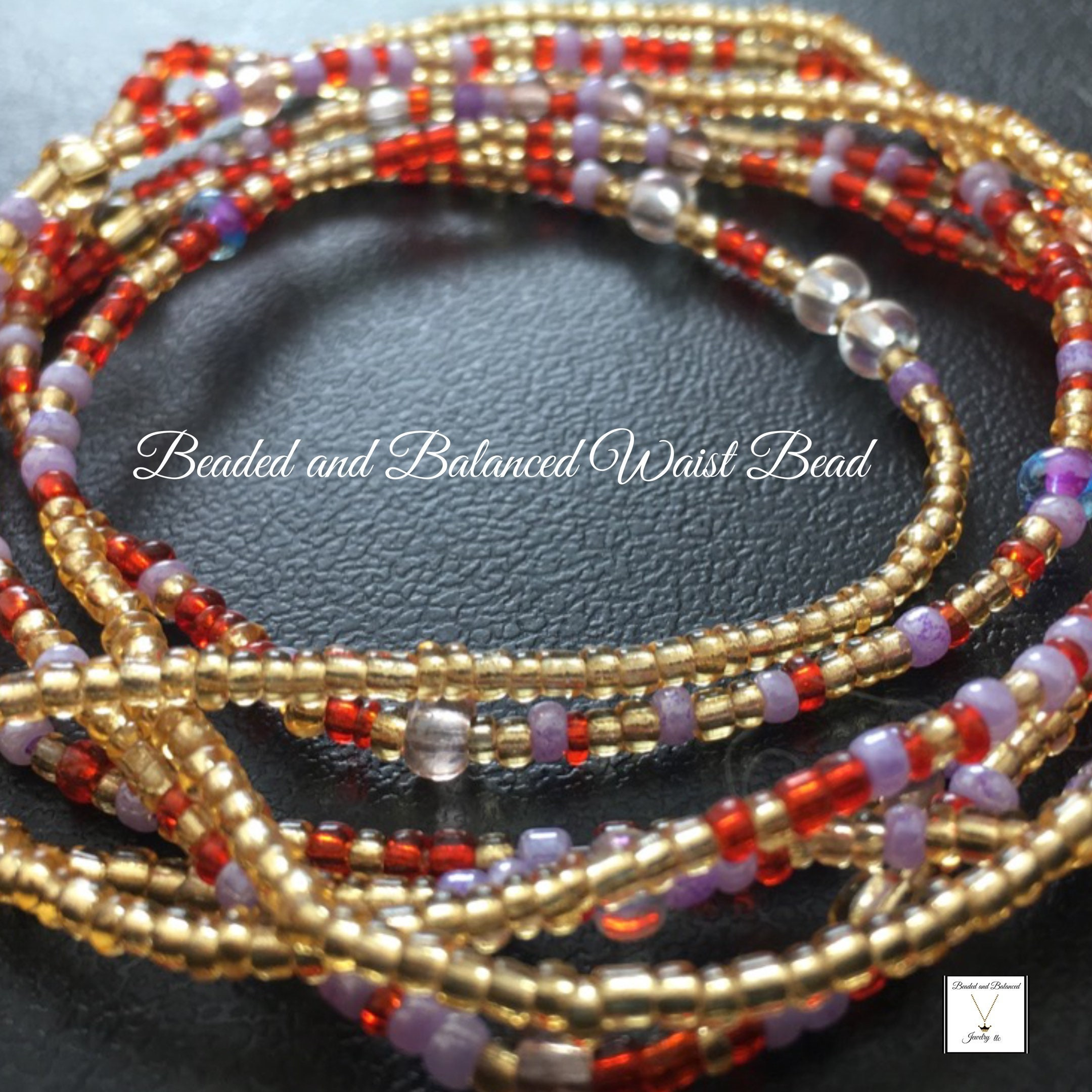 Plus Size Belly Beads red,brown,Waist Jewelry Traditional Waist Beads Waist Beads African Beads Waist Training