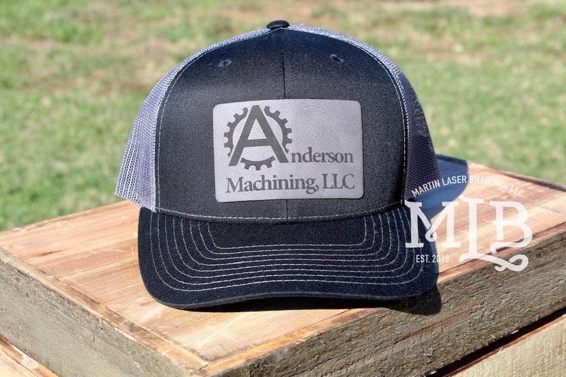 Leather Patch Hats c3b7f6e3b05