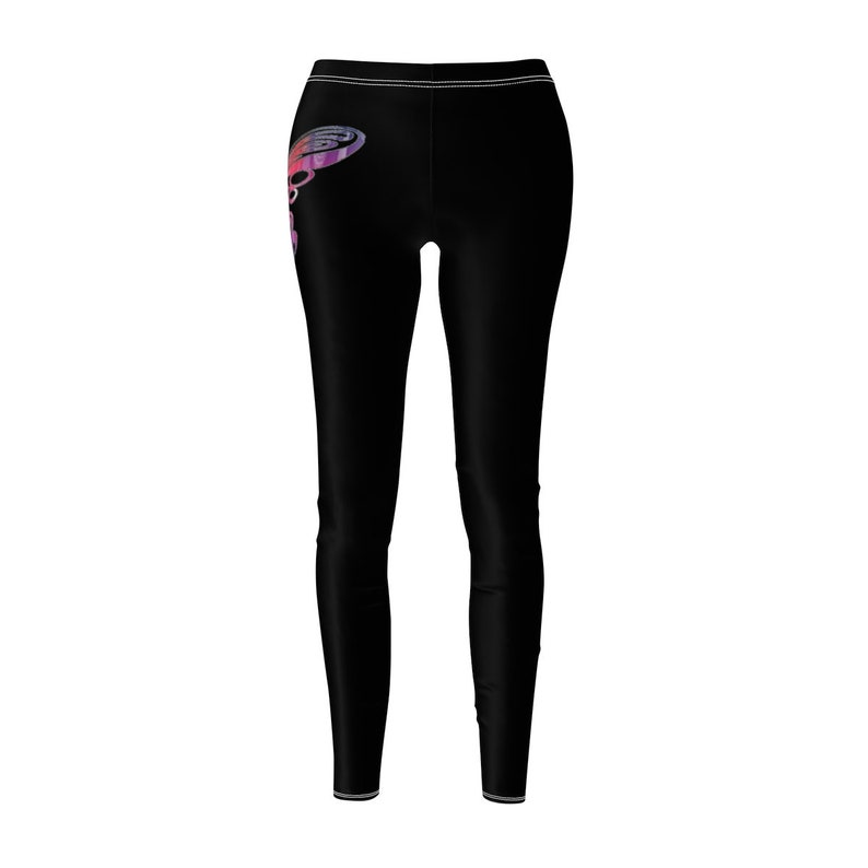 Butterfly Lover Gift Butterfly Leggings Butterfly Clothes Butterfly Yoga Pants Cute Workout Leggings Butterfly Yoga Leggings
