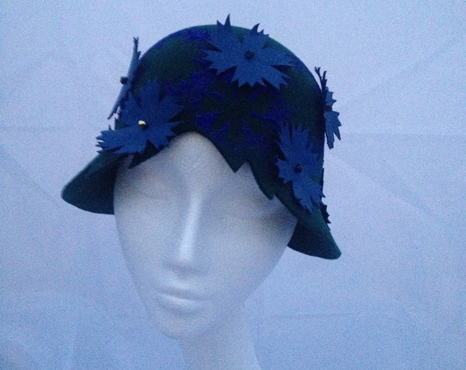 Women Cloche Hat