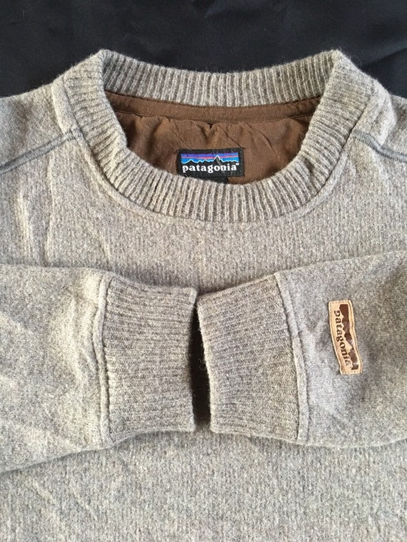 Vintage Patagonia Sweaters Made In Usa Etsy
