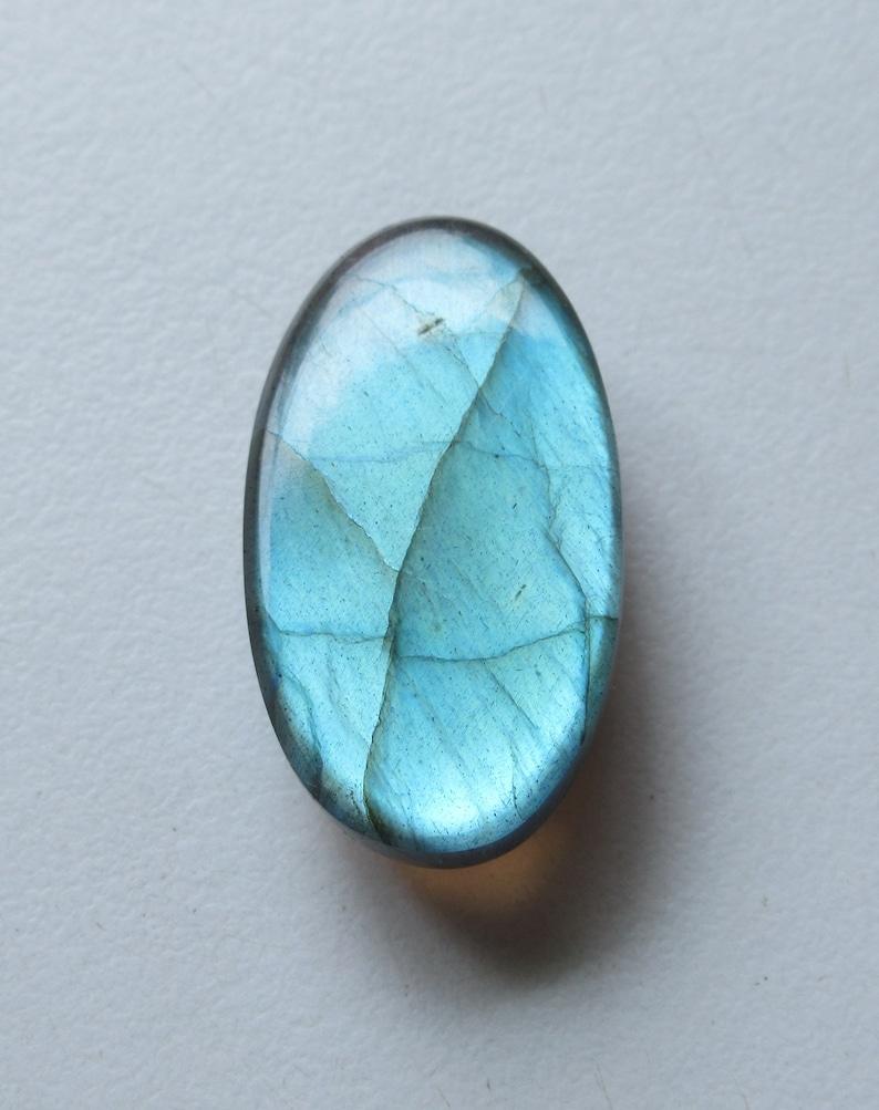 Natural Labradorite Cabochon Top Quality  Labradorite Gemstone Flat Back Wire Wrapping labradorite Jewelry   #229Christmas