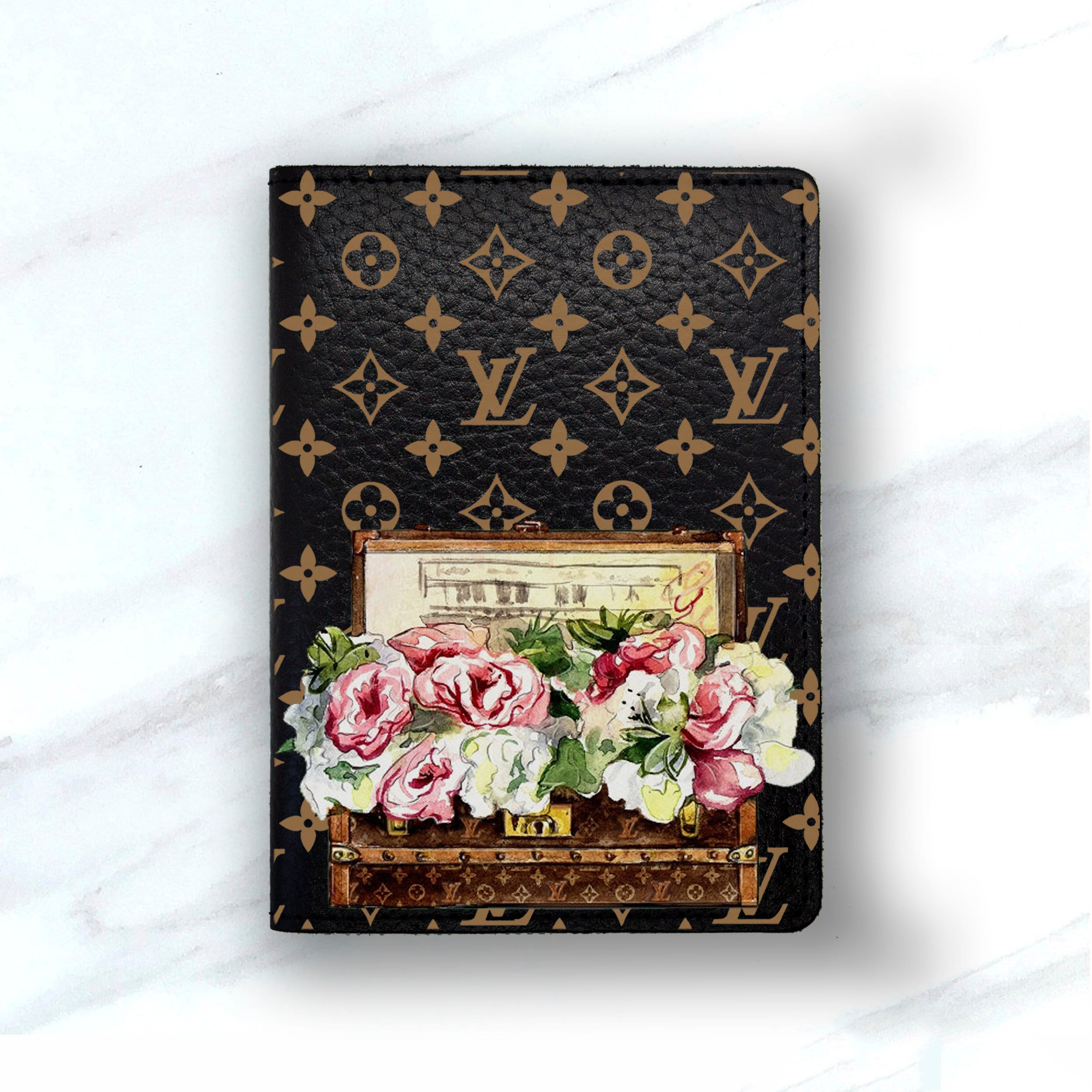 d88b7f99c56 Louis vuitton passport holder leather louis vuitton passport etsy jpg  2500x2500 Louis vuitton passport case