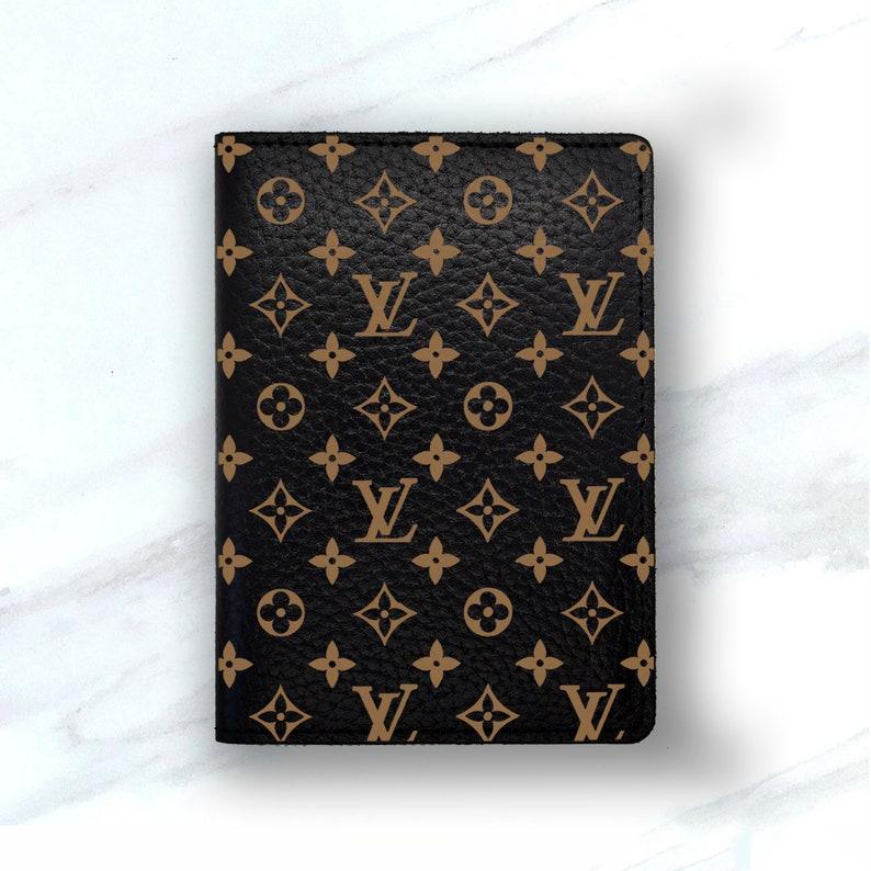 b15cc3cb229 Louis Vuitton passport holder Louis Vuitton Leather Passport