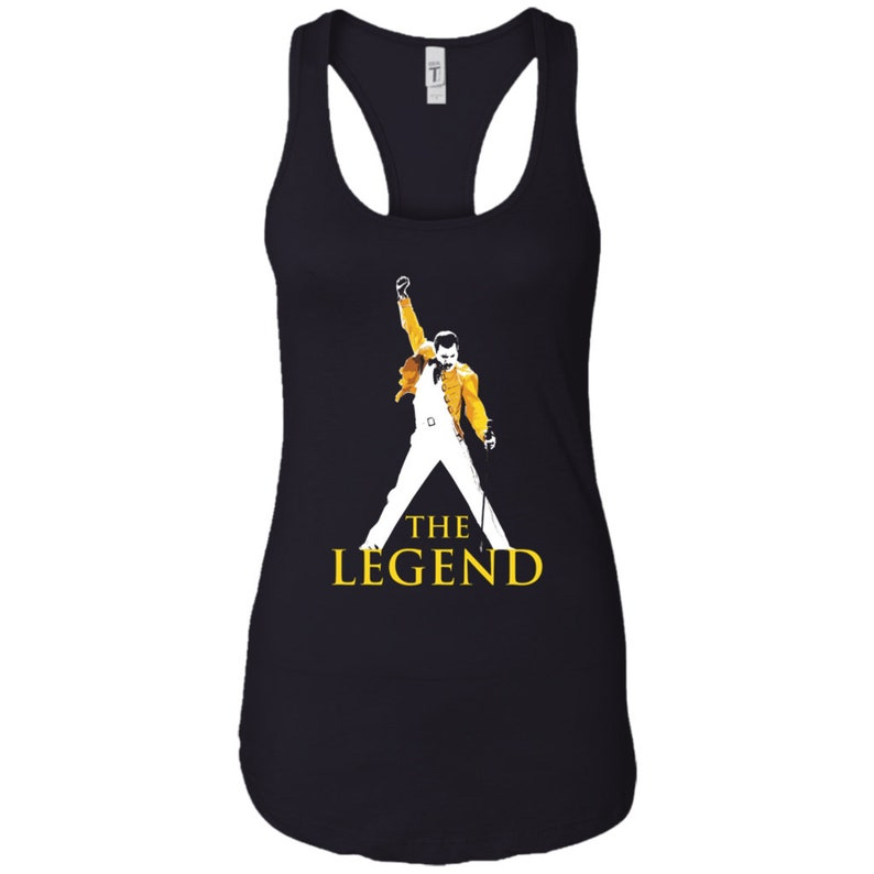 aa86107db969db Freddie Shirt Queen Tank Top Mercury Women s Tee Bohemian