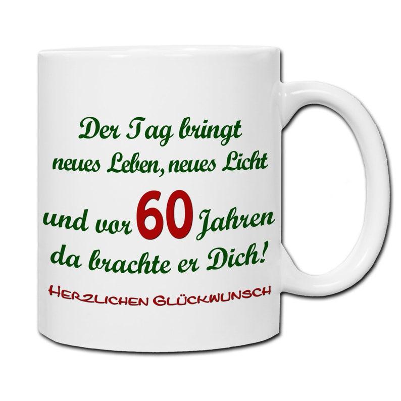 60 Geburtstag Spruch