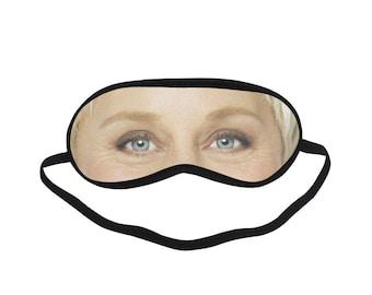 63b7fe428 ITEM304 ELLEN DEGENERES Celebrity Eye Printed Party Costume Eye Sleeping  Mask Cover Funny Sleep Masks Eye Mask Adult Blindfold Relax Travel