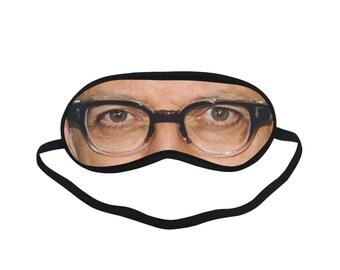 0f03c4036 EOL168 Jeff Goldblum Eye Printed Eyes Mask Adult Blindfold sleep mask  super-smooth Sleeping Mask Eye Mask Relax Travel Gifts Custom Masks