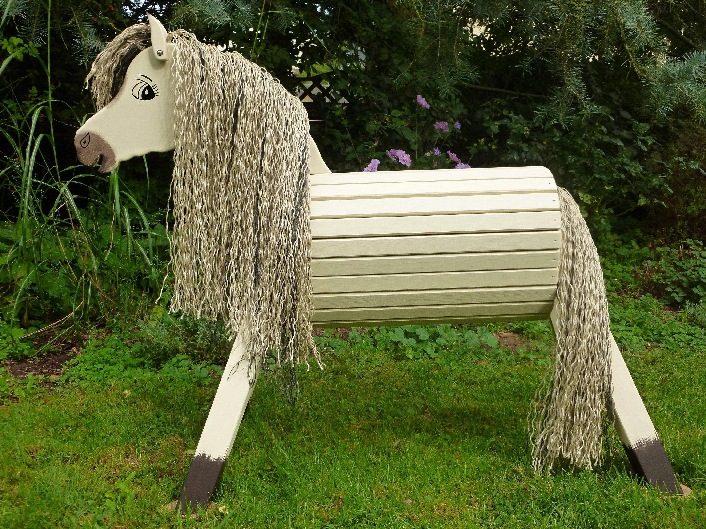 holzpferd pferd voltigierpferd pferd pony | etsy